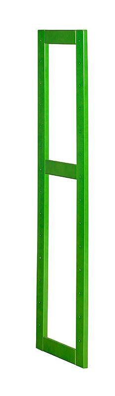 Bok bez výplně - výška 140 cm