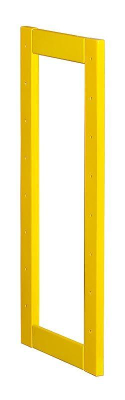 Bok bez výplně - výška 82.6 cm