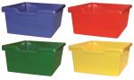 kombinace barev Prosím specifikujte svůj požadavek na kombinaci jednotlivých barvy v poznámce objednávky. - Skříňka se 6 policemi a 21 plastovými zásuvkami
