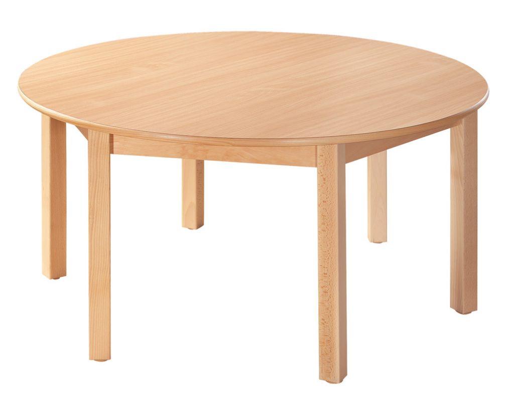 Kulatý stůl průměr 120 cm
