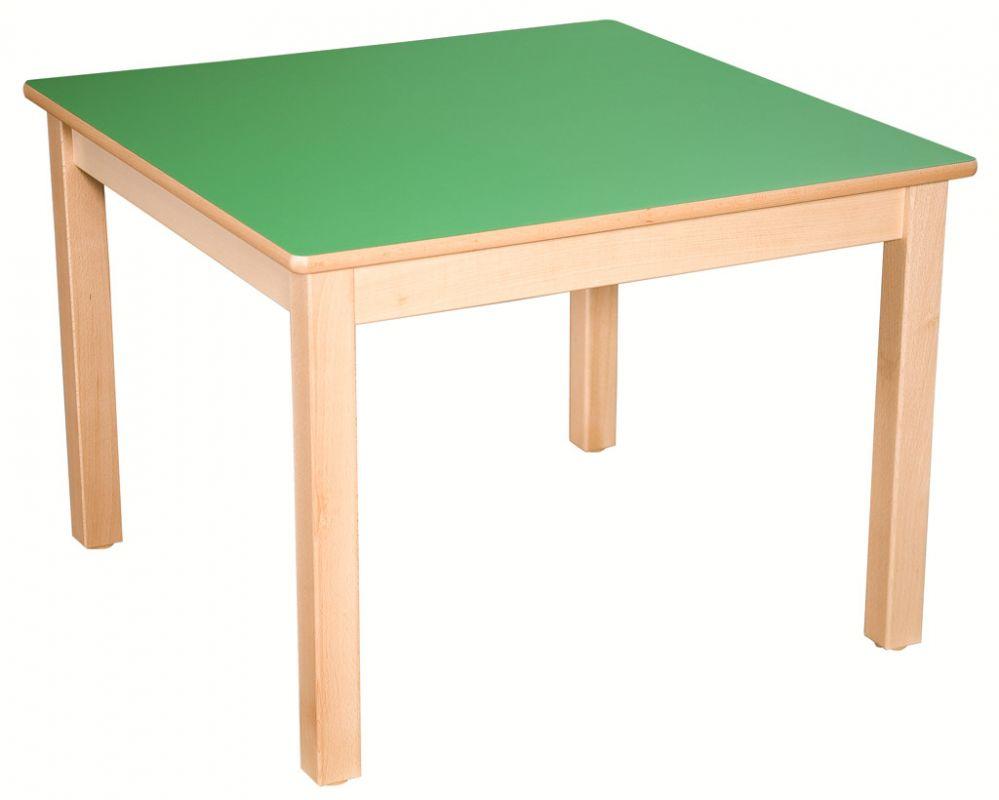 Čtvercový stůl 80 x 80 cm
