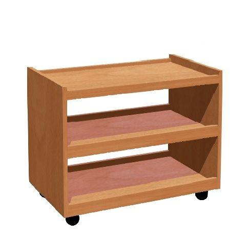 Servírovací stolek, LTD př. buk