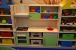 Kombi dětská kuchyňka s digestoří