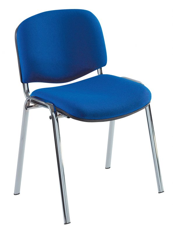 Židle jednací čalouněná